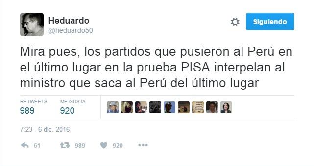 Argentina fue excluida de la prueba PISA por