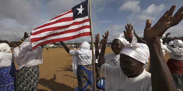 Resultado de imagen de fotos guerra Liberia