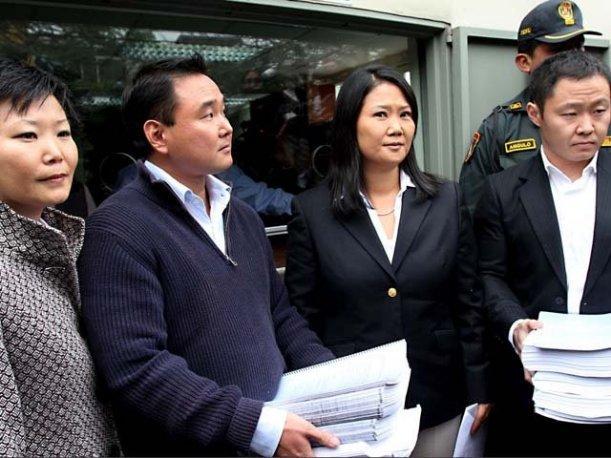 Resultado de imagen para Los hermanos Fujimori HIguchi