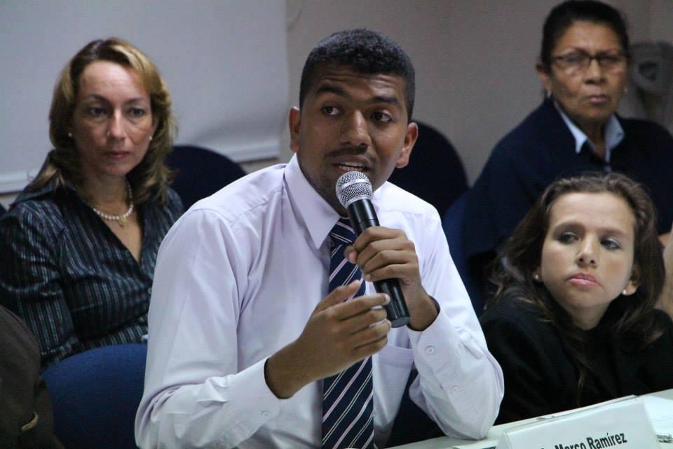 Resultado de imagen para Marco Antonio Ramirez afrodescendiente peru